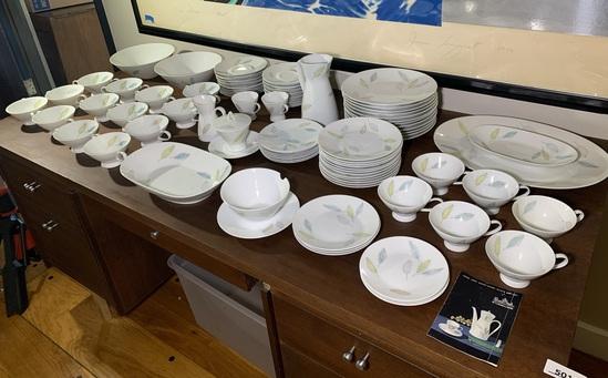 92 Piece Rosenthal Studio-Line German Made China