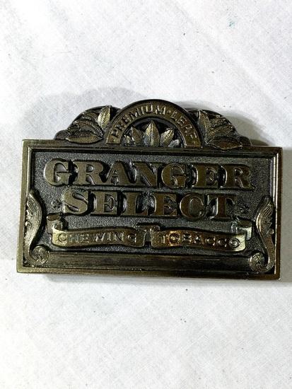 1 Collector Belt Buckle