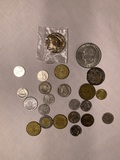 Group of U.S. & Foreign Coins