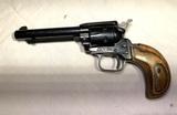 Heritage Manufacturing Rough Rider 22 L R Caliber 6 Shot Revolver