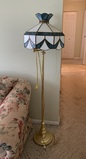 Plastic Shade Lamp