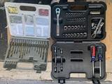 Craftsman 53 Piece Tool Set & Wall Mounting Kit