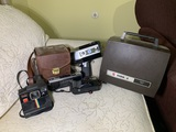Assortment of Vintage Cameras - Polaroid Land, Canon,  Minolta Pocket & More