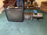 Vintage Electronics and TV's