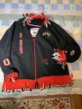 Homemade Buckeye Coat