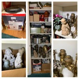Great Closet Clean Out.  See Photos
