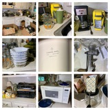 Kitchen Clean Out - Vintage Kitchen Items, Corning Ware, Small Appliances & More
