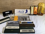 Vintage Pens - Cross, Shaffer, Quill, Parker and More.