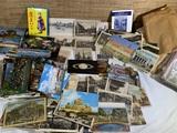 Group of VIntage Postcards.