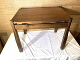 Mid Century Modern Wooden Side Table.