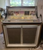 Seeburg LP Console Jukebox Model LPC-1R.