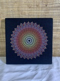 John Eichinger String Mandalas Art.
