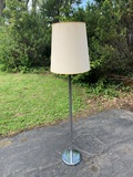 MCM Floor Lamp with Shade.