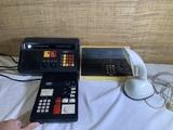 4 MCM Phones by - Maxon MX-1005, Regency Regulator 5700, Ericofon & SuperTel TT-202.