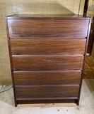 MCM 5 Drawer Dresser