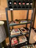 MCM Shelf, contents.