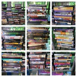 Large Group of DVDs