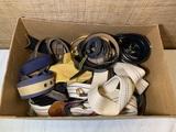 Group of Vintage Belts  .