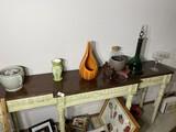 Group of vintage decorative wares