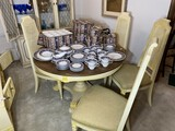 French Provincial Style Table and Chairs