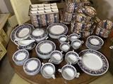 Large Set of Fine Bone China - Wedgwood