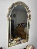 Vinage large sized mirror