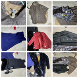 Group lot vintage designer clothing