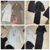 Group lot vintage clothing