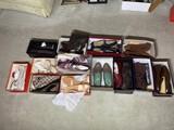 Large lot Italian, designer shoes
