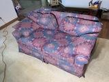 Vintage Navajo Print Couch
