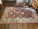 5' x 8' Woolmark Rug or Carpet