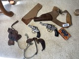 Smith & Wesson Revolver, pocket pistol