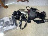 Group lot of vintage cameras
