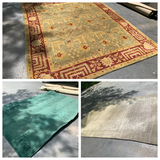 Group lot of three rugs