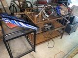 Cart, shelf, tools and more