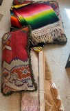 Group lot of textile items