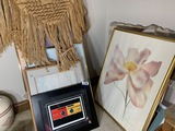 Group lot of assorted art including Southwest