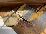 Group lot of antique Boy Scout items