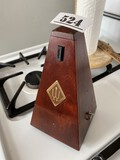Vintage West Germany Wooden Metronome