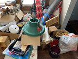 Group lot of misc. household items