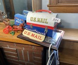 Group of vintage US Postal Service related items