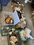 Huge lot of Misc. Vintage & Antique items