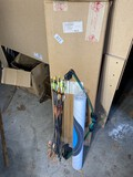 Kid's compound bow and arrows