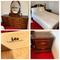 Lea Dresser,Night Stand & Bed