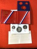 U.S. Mint's Bicentennial Silver Proof Set