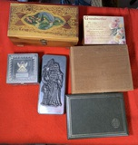 Assortment of Jewelry Boxes