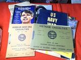 Vintage Military Books