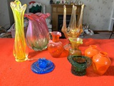 Great Assortment of Glassware.  See Photos