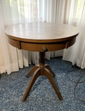 Parlor Table with Drawer