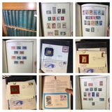 Great Collection of Stamp Albums